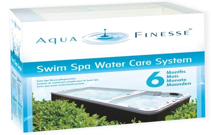 AquaFinesse Swim Spa