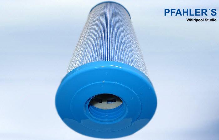 Filterkartusche SunValley-lang mit Gewinde antibakteriell