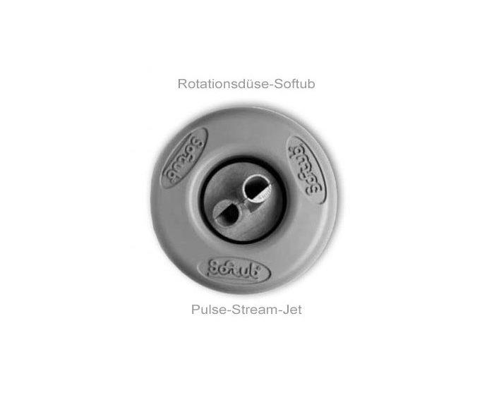Rotationsdüse für Softub