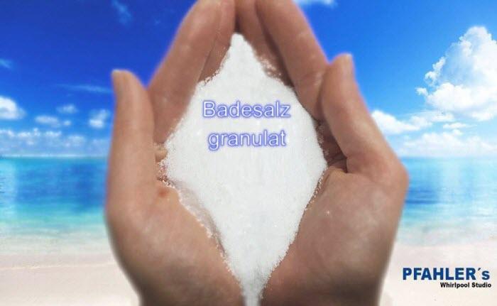 Badesalz granulat 4Kg 1