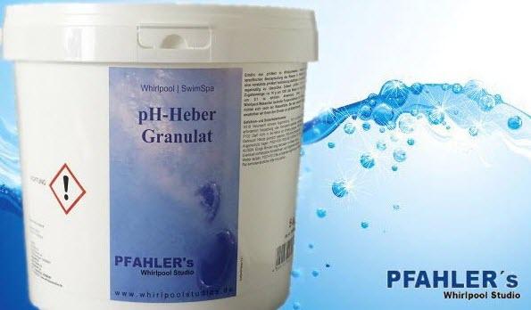 PH - Heber Granulat 5 Kg Eimer