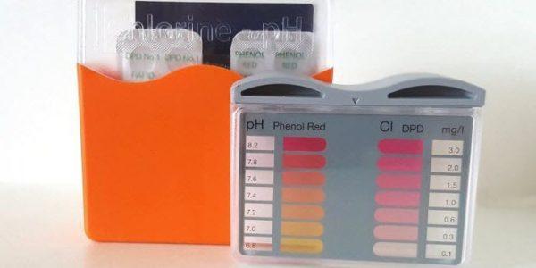 Pooltester Wassertester Testkit