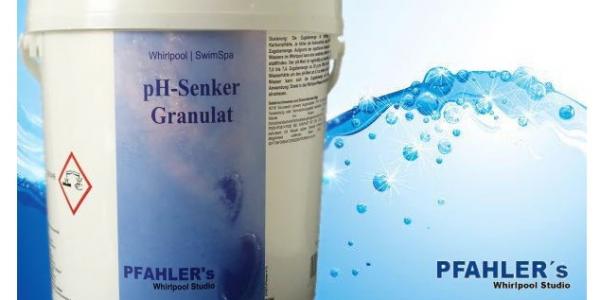 PH – Senker Granulat 5 kg