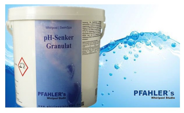 PH - Senker Granulat