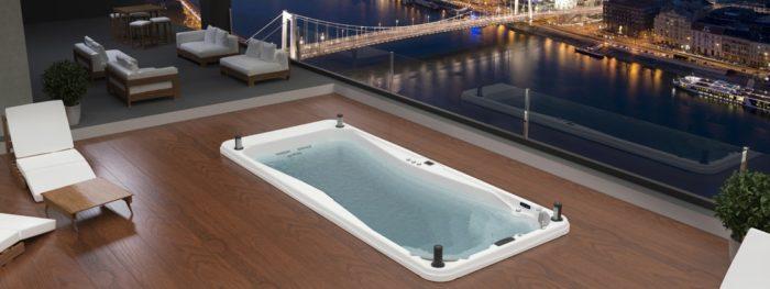 Swim Spa Amazonas W-Flow