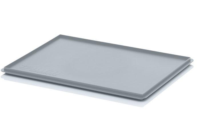 Auflagedeckel für Eurobehälter 60 x 40 x 2,2 cm