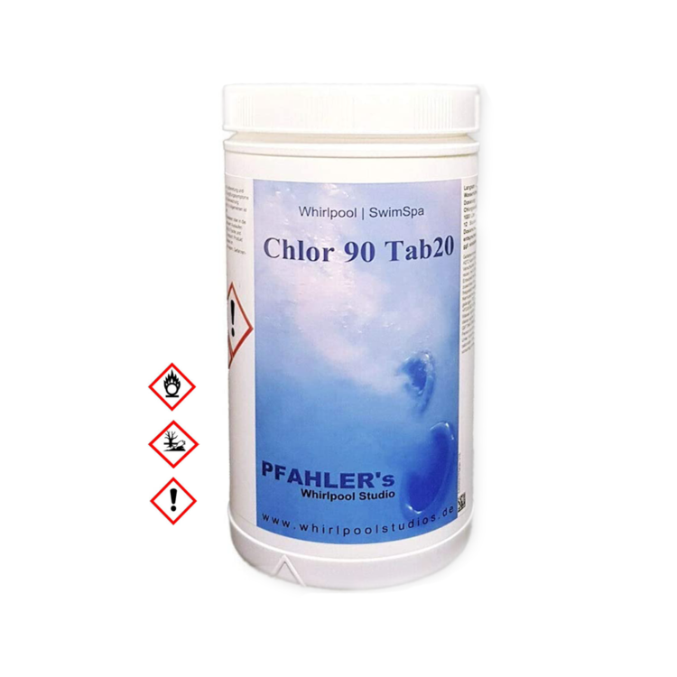 Chlor-90-Tab-20-Chlortablet