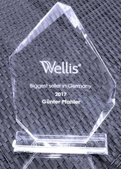 Wellis Biggest seller