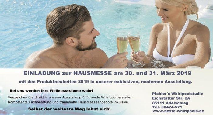 Hausmesse in Adelschlag
