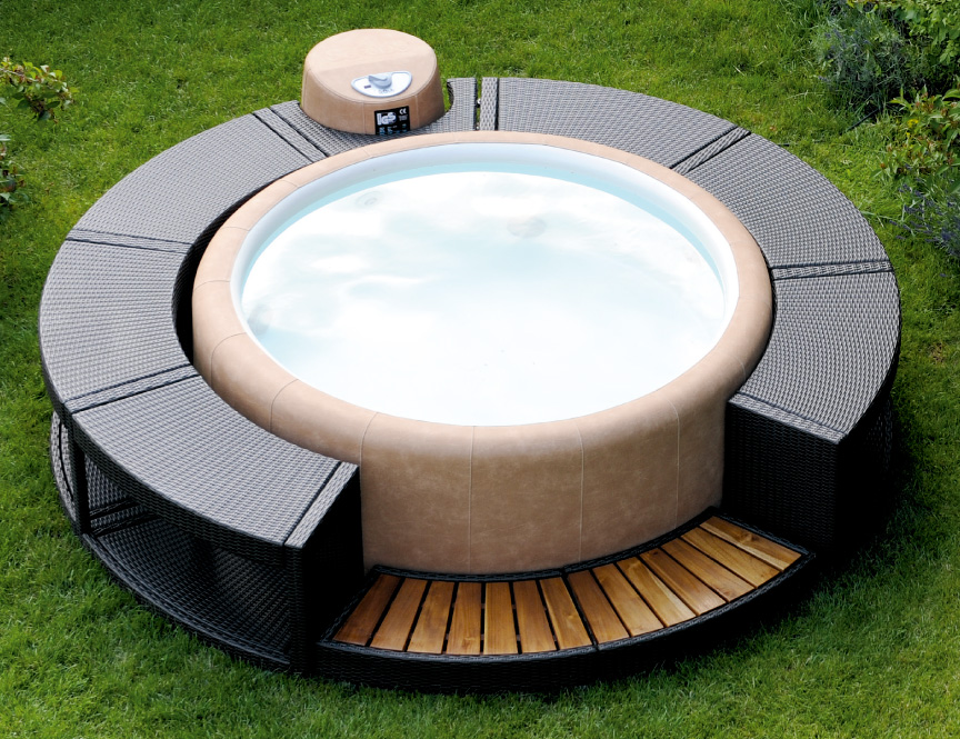 Softub Resort