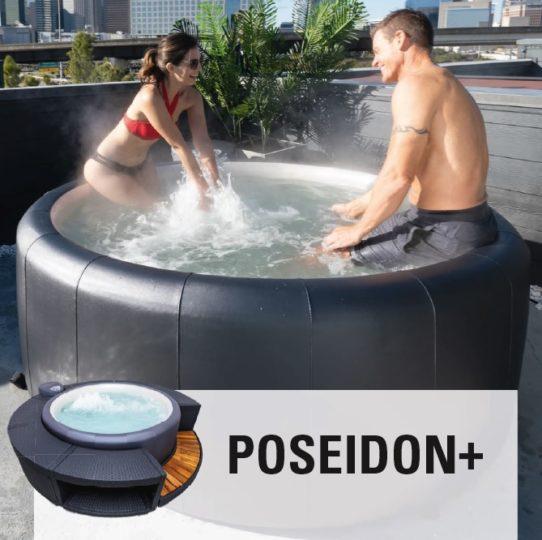 Softub Whirlpool Poseidon+