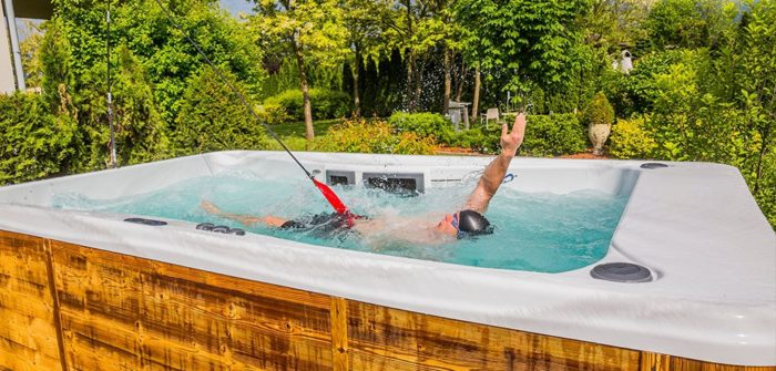 wellis swim spa