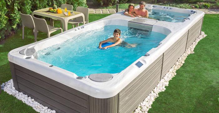 Swim Spa Rio Grande W Flow 2020