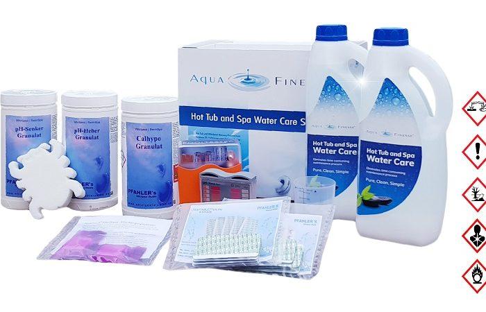 Wasserpflege Startpaket - Wasserpflege Set