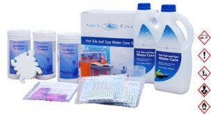 Wasserpflege Startpaket softub - Wasserpflege Set