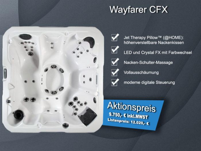 Whirlpool Angebote -Wayfarer cfx