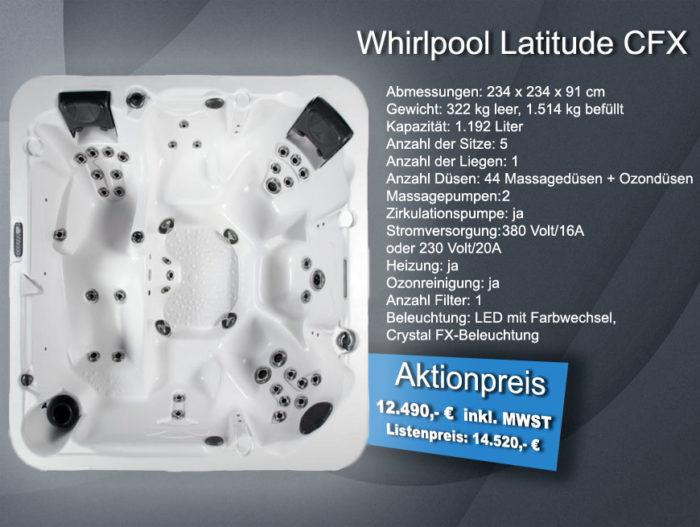 Whirlpool Latitude CFX