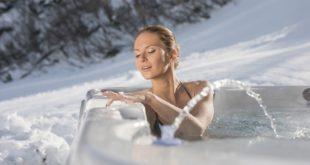Der Whirlpool im Winter - Winterzeit ist Whirlpoolzeit!
