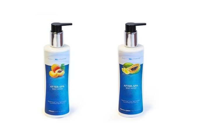 AquaFinesse After Spa Bodylotion