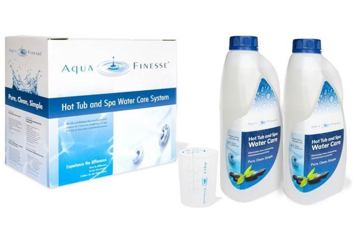 AquaFinesse ohne Chlortabletten