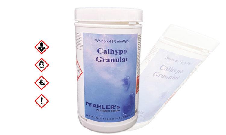 Calhypo-Chlor Granulat 1 kg Dose