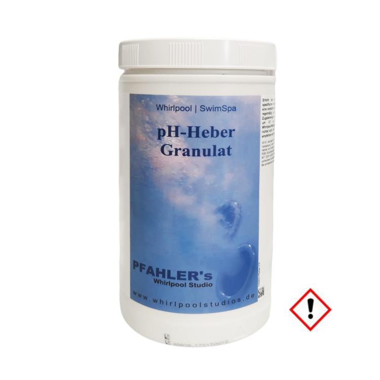 pH-Heber Granulat 1 Kg Dose