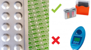Testtabletten pH