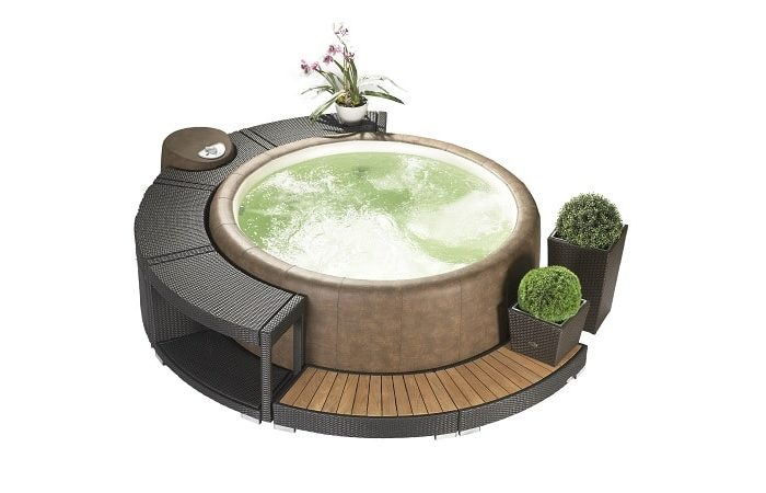 softub Whirlpool 300 Resort
