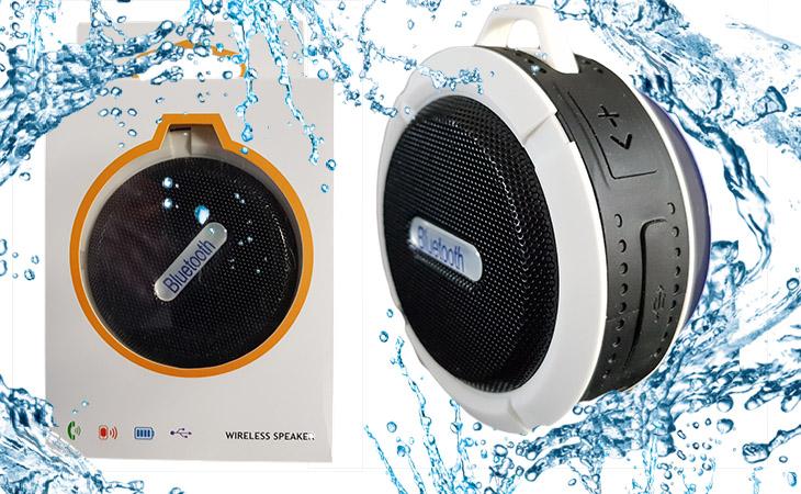 kabelloser Lautsprecher Spritzwassergeschützte Bluetooth Lautsprecher